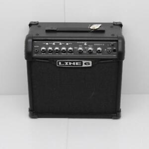 K052846 - Amplificateur de guitare Line 6 Spider IV 15W - InstantComptant.ca