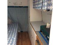 Self built campervan