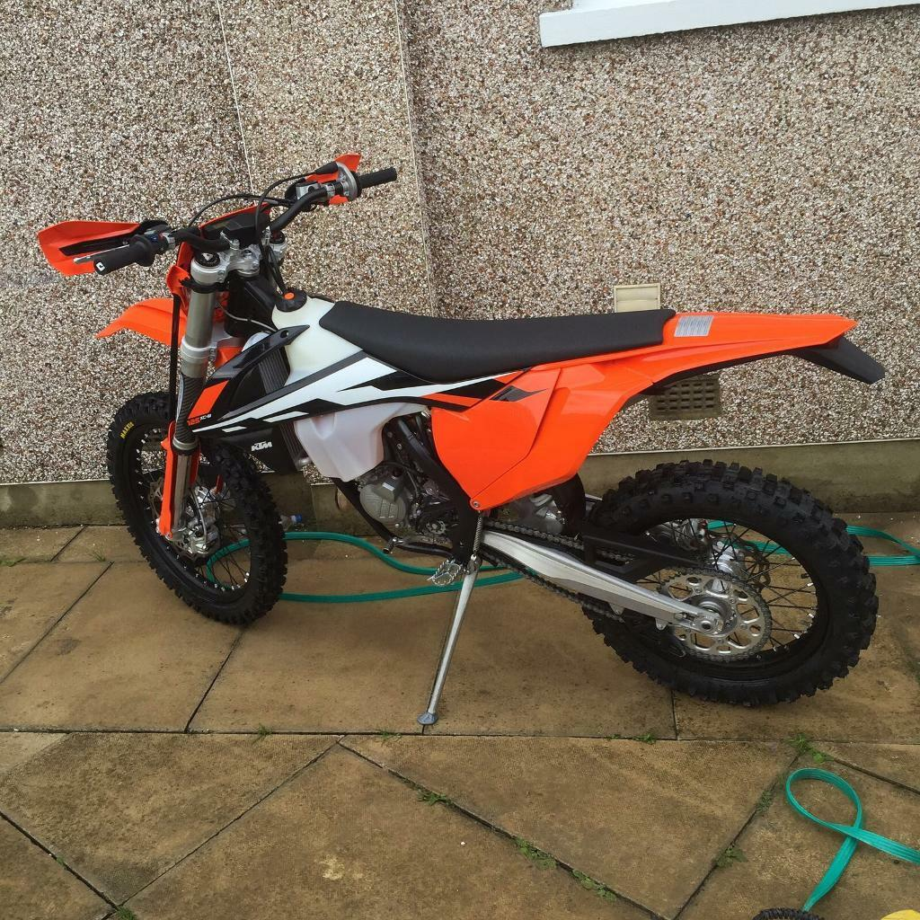 ktm 125 xcw road legal brand new 2017 | in allerton, west