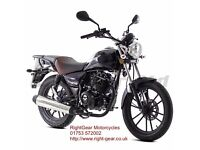 *Brand New* 66 Plate Lexmoto ZSB 125. Warranty ; Free Delivery. Main dealer 18-11