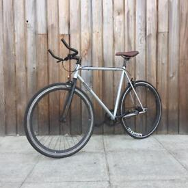 •• Quella Single Speed Fixie •• not no logo Carrera trek giant specialized racer hybrid goku vintage