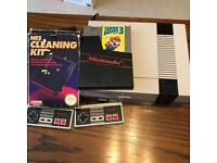 Nintendo Entertainment System + Super Mario Bros. 3