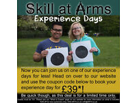 Skill At Arms Experience Target Rifle Shooting at a Range Hertfordshire nr Essex