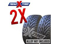 2x 225/40r18 Technic Runflat RSC Tyres Two 225 40 18 Tyres x2