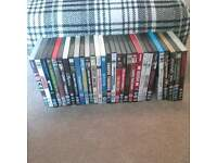 Various Title DVD's. Selling as job lot. Ideal for carboots etc