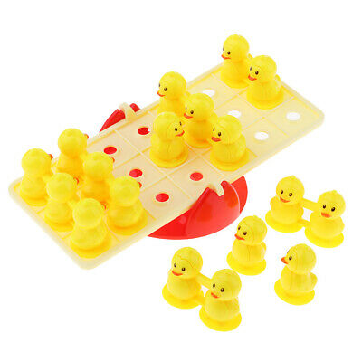 Balance Duck Board Game Kids Early Educational Preschool Lea