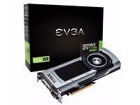 Nvidia GeForce GTX Titan Black 6GB GDDR5 Graphics Card/ 2 Years Warranty