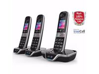 NEW BT 8600 Trio Digital Telephones With Nuisance Call Blocker