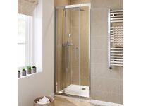Shower 760 Pivot Door SOAK