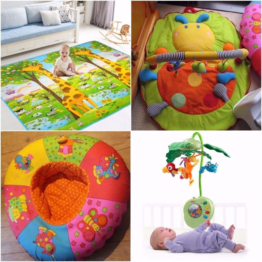 Baby Infant toys activity bundle