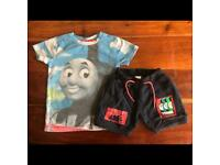12-18months Thomas the Tank T-shirt and shorts