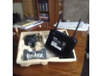 Witless router