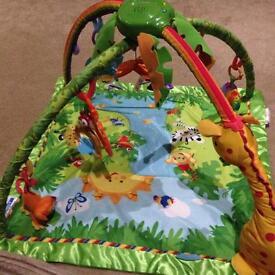 Fisher Price Rainforest Gym