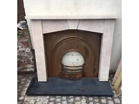 Fireplace - mantle / surround / hearth