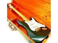 1996 Fender Custom Shop 50's Stratocaster – Sherwood Green Metallic - Trades