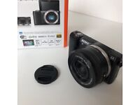 Sony a5000 camera. NEW CONDITION!