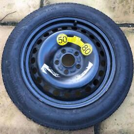 "Spare Wheel (16"" 125/85 R 99) - Brand New"