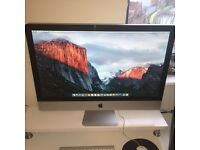 "iMac 2010 27"" Inch Screen With Keyboard And Mouse - 3.2 GHz Intel Core i3 4GB"
