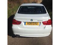BMW 2011 4 door saloon 2.0 Efficient Dynamics