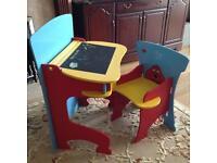 Child desk,