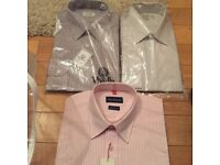 Selection of men's shirts (brand new)