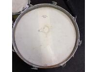 Trixon White Marine Pearl Early 1960's Drum Set