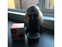 Nescafé Dolce Gusto coffee machine for sale