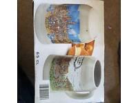 Brand new mugs