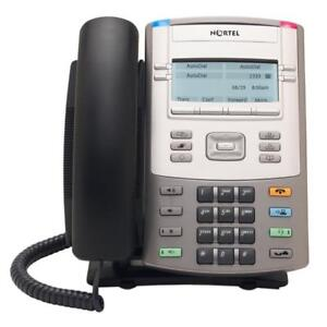 Avaya / Nortel 1120E IP Deskphone (VoIP) - Supports SIP - Multiline - 8-Level Greyscale Display - NTYS03BFE6