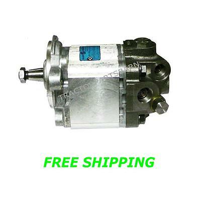 Ford New Holland Power Steering Pump 8000 8600 8700 9000 9700 C7nn3a674b