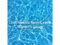 Womens swimming group