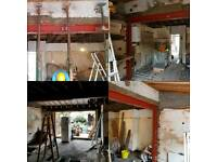 GENERAL BUILDERS:EXTENSION-GARAGE CONVERSION-LOFT CONVERSION-KITCHEN FITTING-BATHROOM INSTALATION