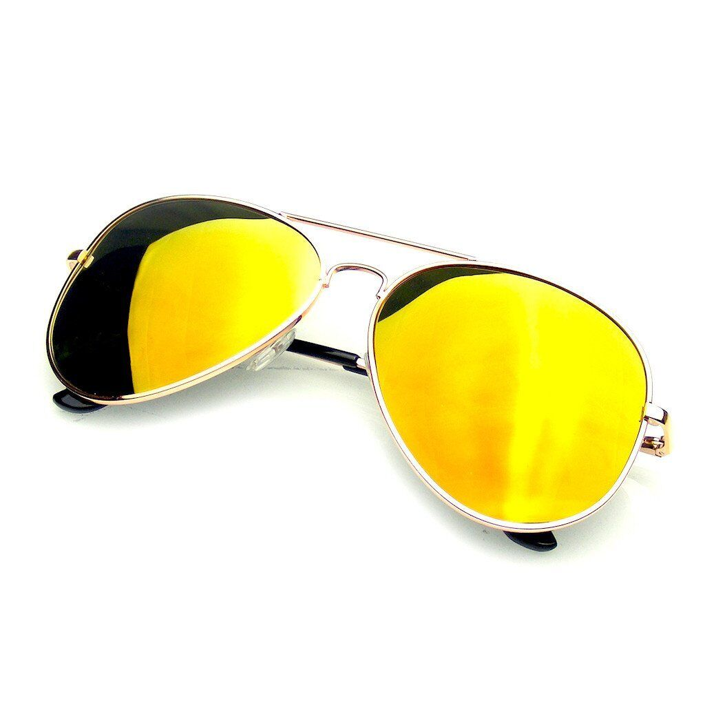 Polarized Lens | Gold Red