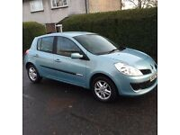 Special Edition Ripcurl Renault Clio 2007 with MOT