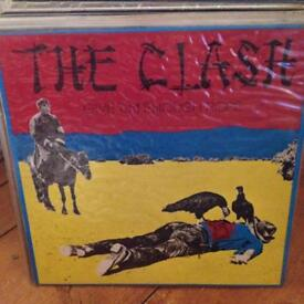 The Clash - Give em enough rope
