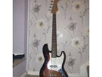 4 string bass guitar-G2
