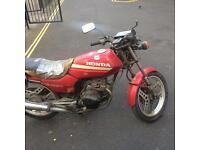 Honda cb 125 cc TD-C