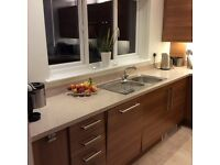 Sinks & Duropal beige Orion 40mm x 600mm x various lengths kitchen or utility worktops
