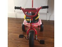 Mud monster Trike 2 years +