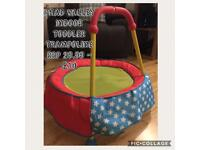 Chad Valley Toddler Trampoline