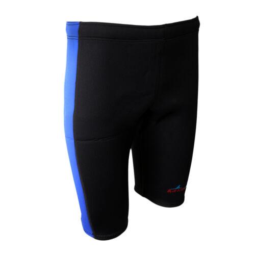 3mm Neopren Kanu Kajak Surf Schwimmen Radfahren Wetsuit Shorts
