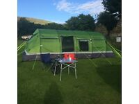 8 man tent for sale
