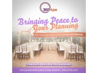 Wedding Planning just for you...We bring Peace to your Planning.
