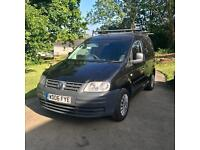 VW Volkswagen Caddy 2006 TDI 1.9 Black metallic