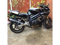 APRILIA Sl 1000 2005 Limited Edition super bike sound awesome long mot great history two keys alarm