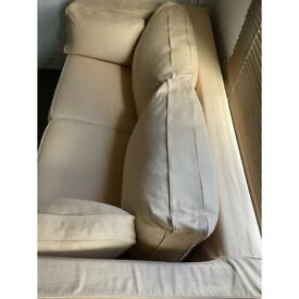 Sofa bed without mattress used