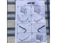 Jay-Be Folding Guest Bed