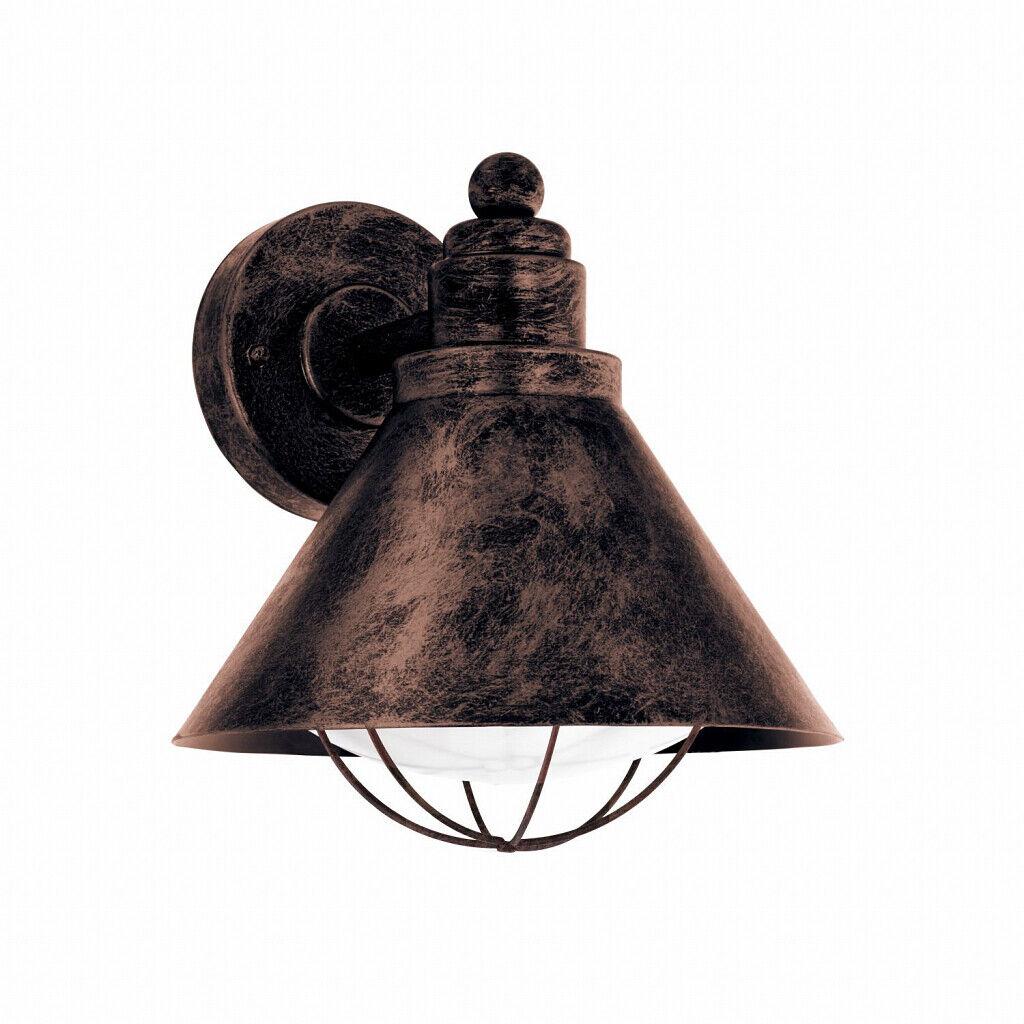 Schwarze LED Wegleuchte Weglampe Außenleuchte Außenlampe Stehleuchten Hoflampe