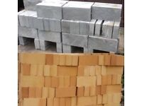 WANTED Blocks and Fire Bricks