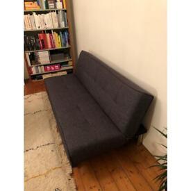 Made dot com Click-clack sofa bed